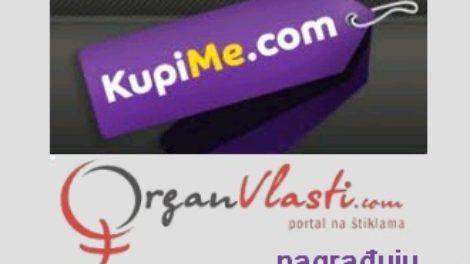 KupiMe.com i Organ Vlasti nagrađuju!