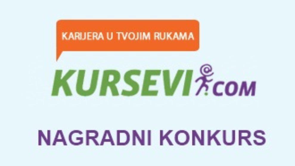 Kursevi.com nagradni konkurs
