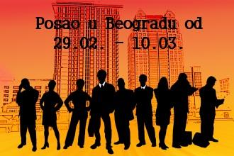 poslovi u beogradu