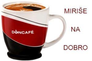 Doncafé – miriše na dobro