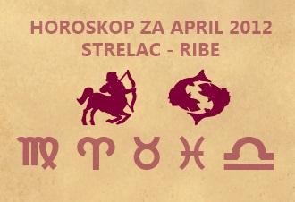 horoskop za april
