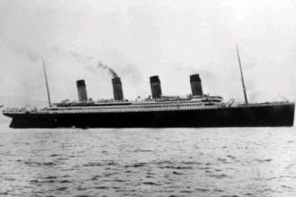 100 godina od potapanja titanika