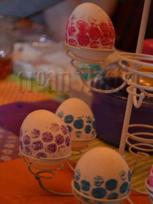 uskrsnja jaja dekoracija