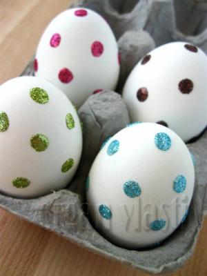 farbanje jaja za uskrs