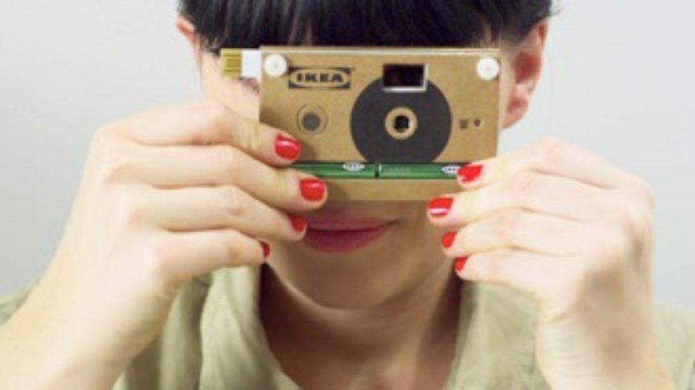 Ikea digitalni foto aparat