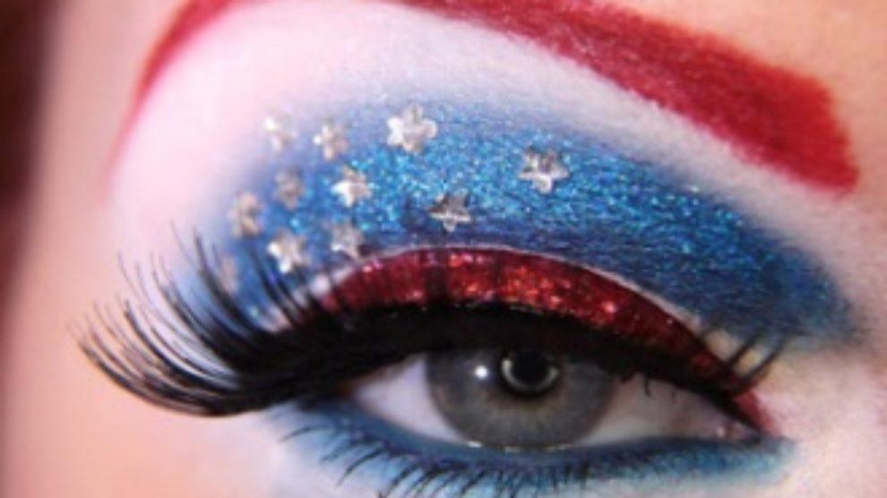 Makeup inspirisan strip junacima