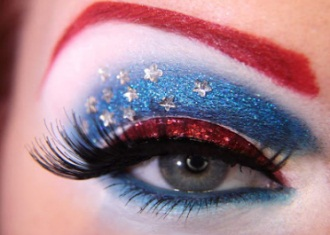 Makeup inspirisan strip junacima