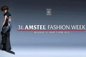 Počeo 31. Amstel fashion Week