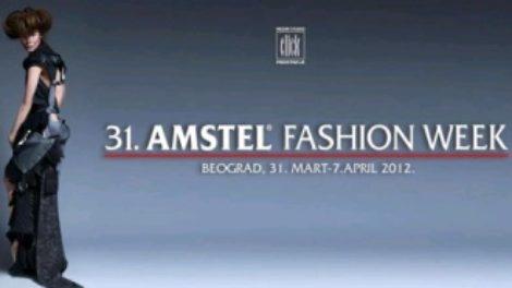 Počeo 31. Amstel fashion Week