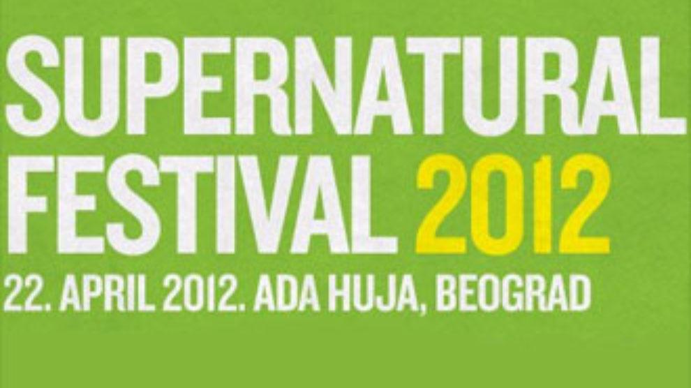 Supernatural 2012