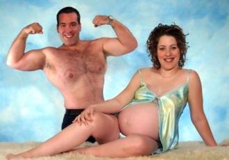 trudni ste - ne slikajte se ovako