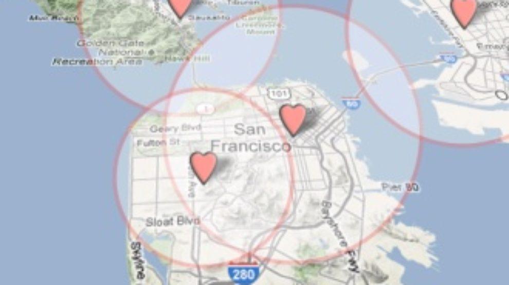 Upoznajte ljubav online: Circles