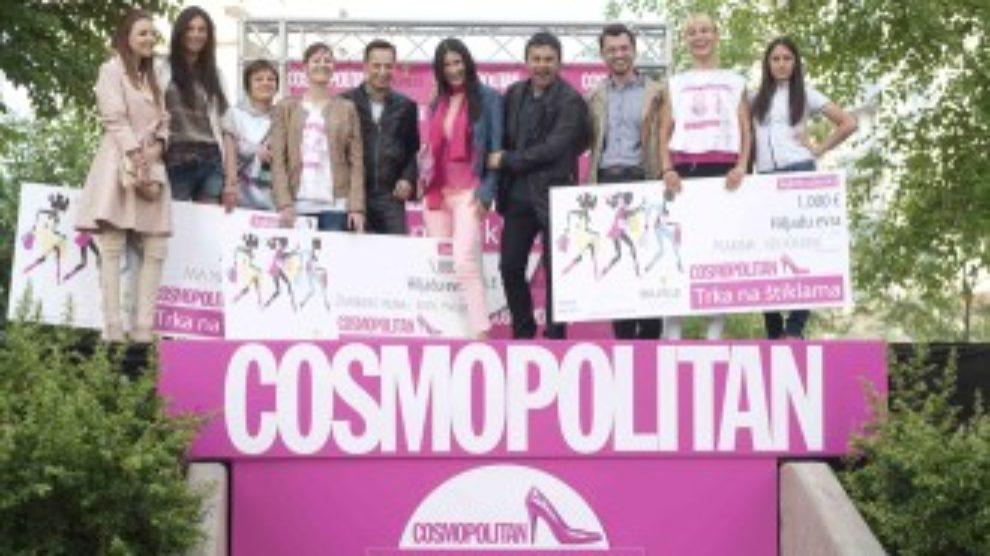 """Cosmopolitan """"Trka na stikalama"""" odrzana u Belvillu"""