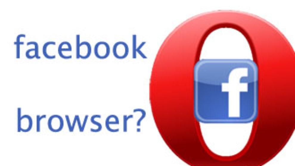 Facebook kupuje Operu?