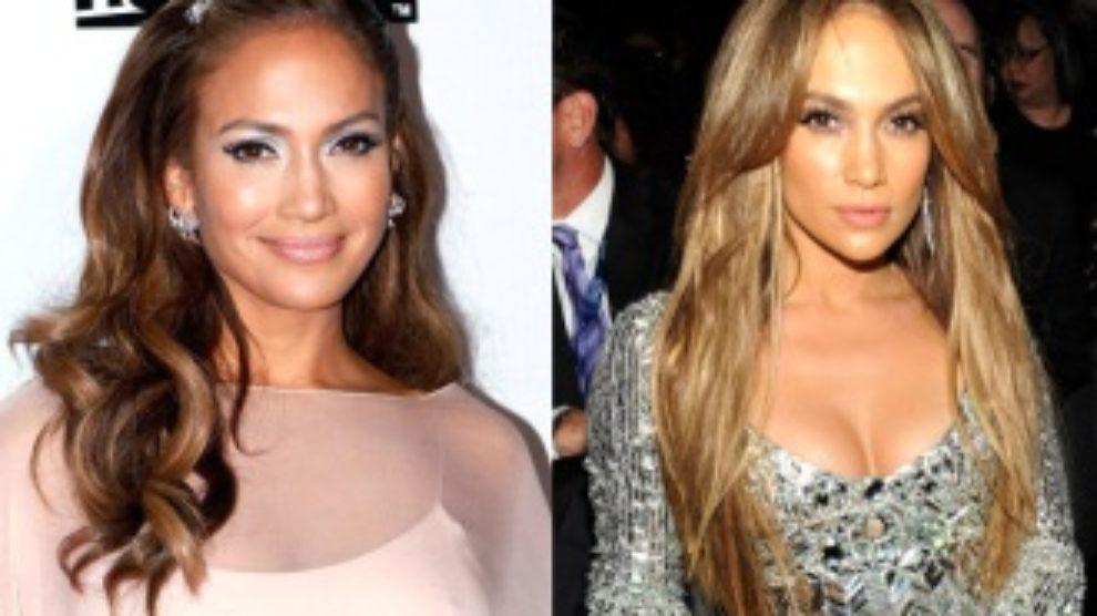 Frizure poznatih Jennifer Lopez