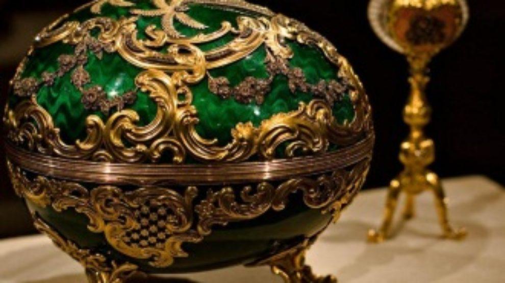 Istorija Faberge jaja