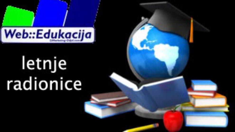 Letnje radionice Web Edukacije