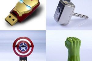 Superheroji USB stikovi