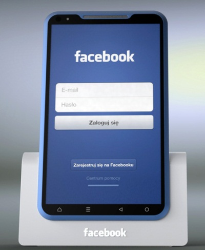facebook mobilni telefon