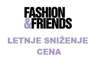 fashion & friends specijalni popusti