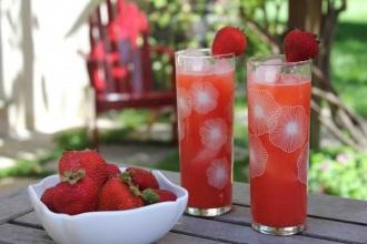 limunada od jagoda
