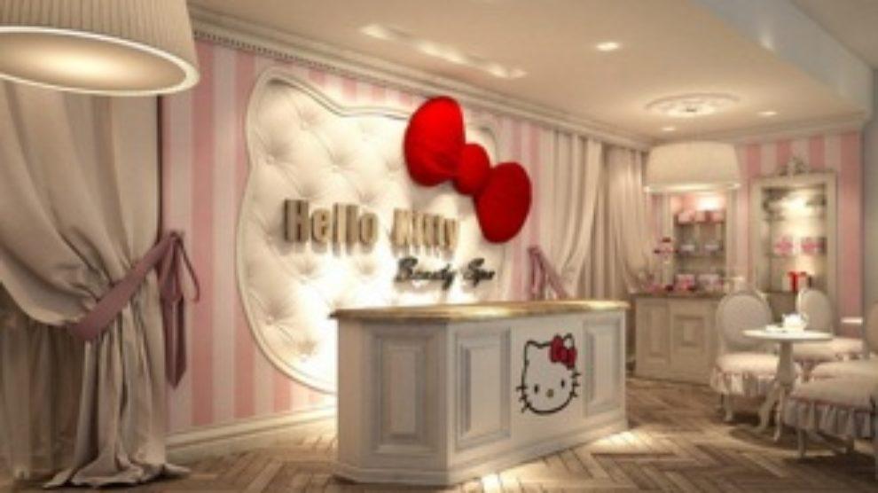 Otvoren prvi Hello Kitty Spa na svetu