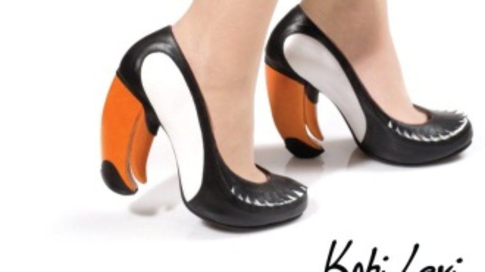 Umetnost u dizajniranju cipela Kobi Levi