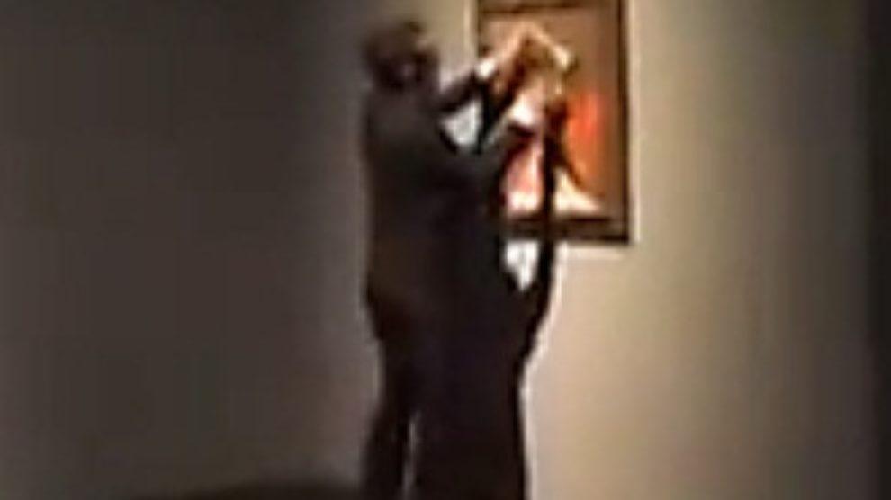 Vandalizam svetskih umetnina – ostecena Pikasova slika