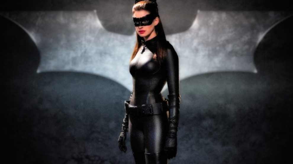 Catwoman dijeta Anne Hathaway