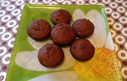 recepti za cokoladne mafine