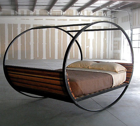 Krevet na ljuljanje