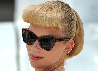 moderne letnje frizure