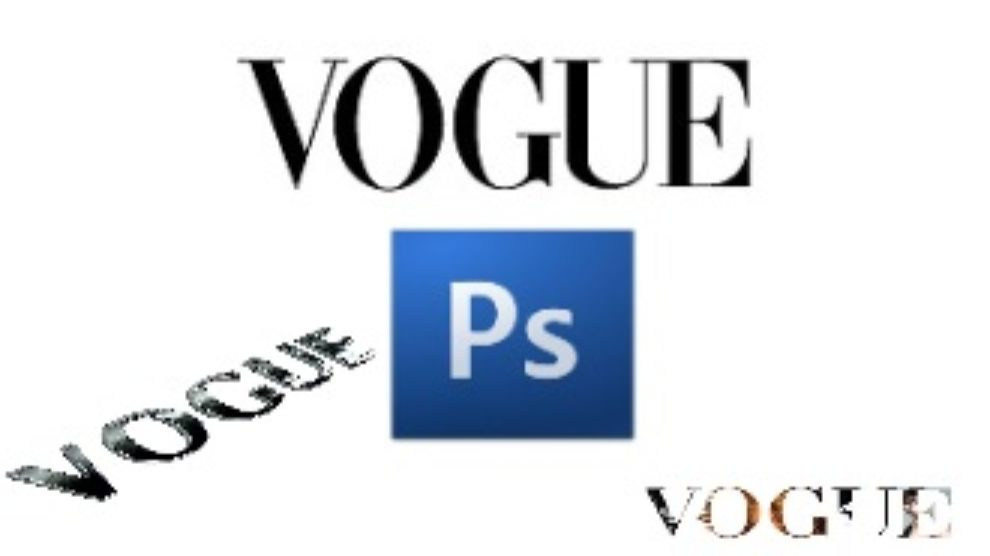 Photoshop Vogue katastrofe