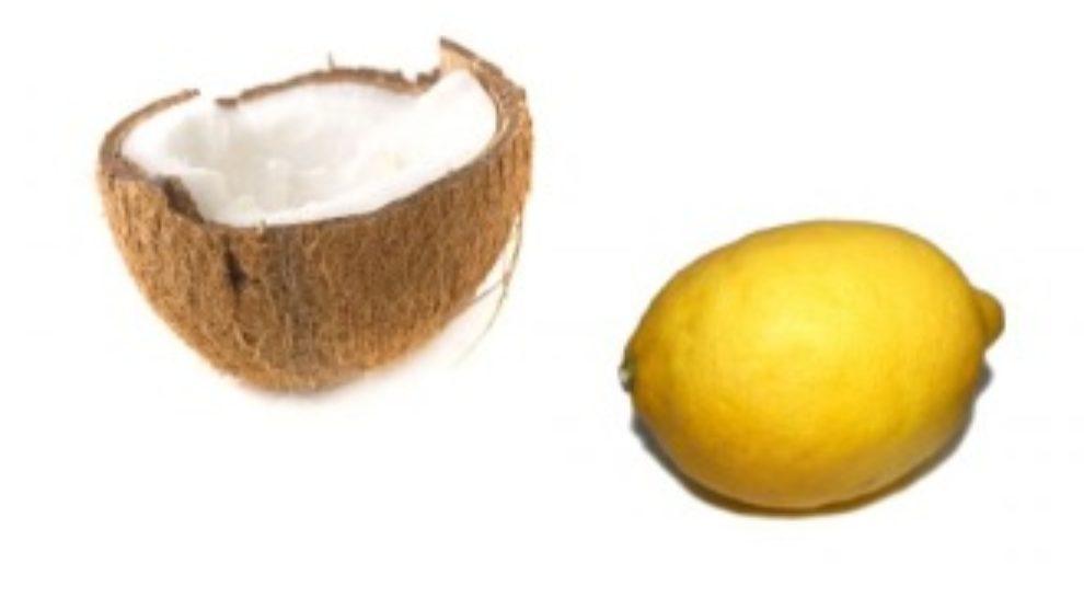 Slatki makaroni od kokosa i limuna
