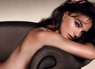 gola Natalie Portman u Diorovoj reklami
