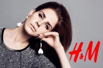 Lana Del Rey u h&m kampanji za jesen 2012