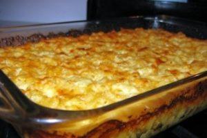 Macaroni and cheese recept