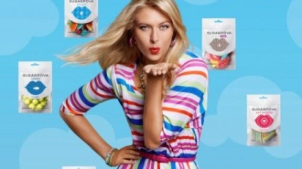 Maria Sharapova pokrenula slatki biznis