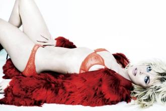 Nicole Kidman gola na naslovnici!