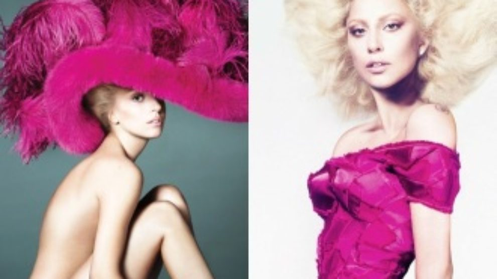 Retusirana Lady Gaga u septembarskom Vogueu!
