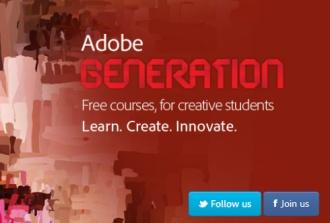 Besplatni Adobe online kursevi za tinejdzere