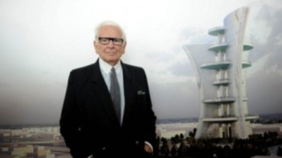 Pierre Cardin gradi poslovnu kulu u Veneciji