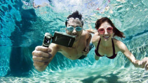 Vodootporna Sony HD kamera
