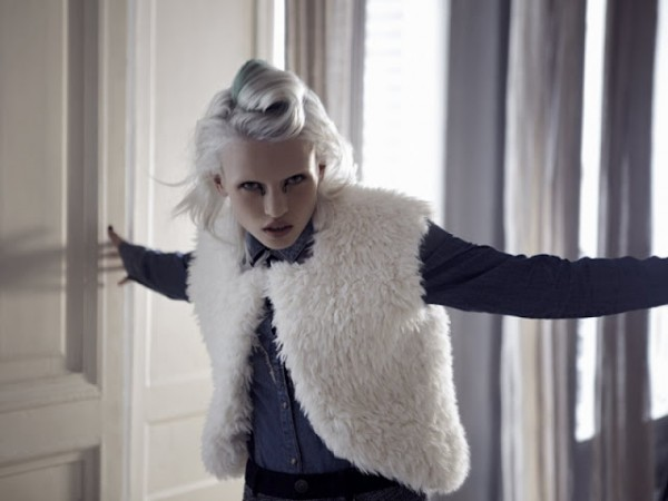 berska moda za jesen zimu 2012/2013