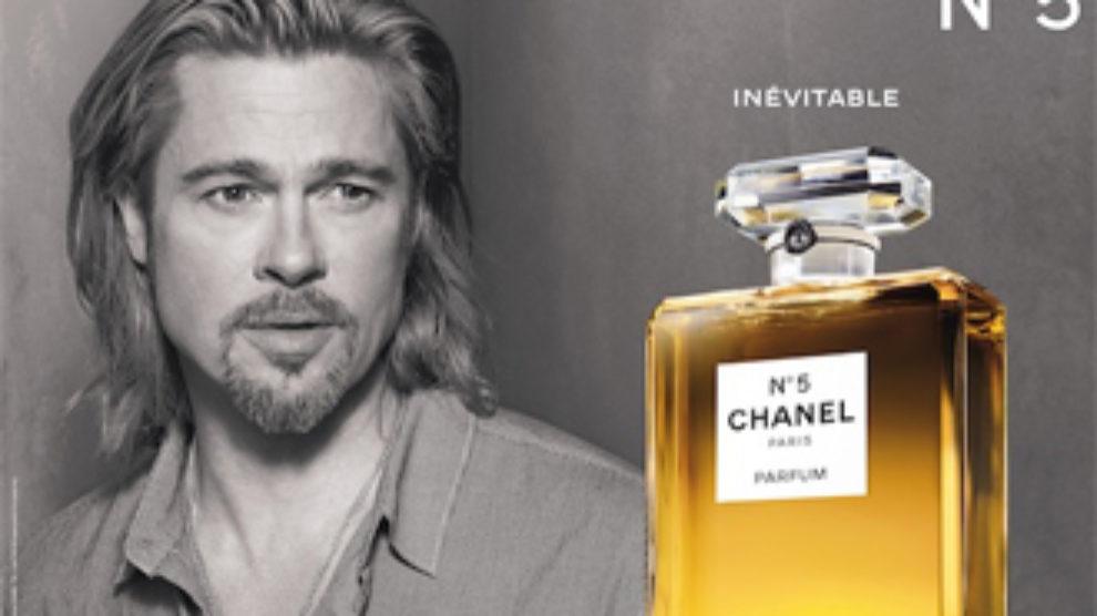 Brad Pitt u Chanel No.5 reklami