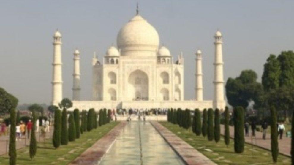 Dubai gradi Taj Mahal repliku