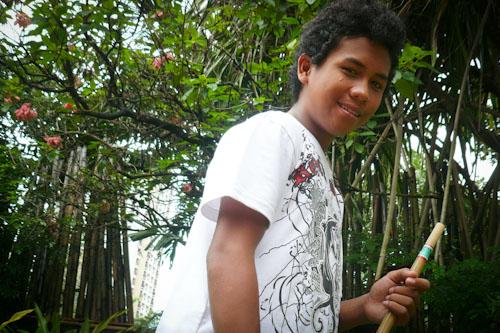 filipinski decak zlatnog glasa
