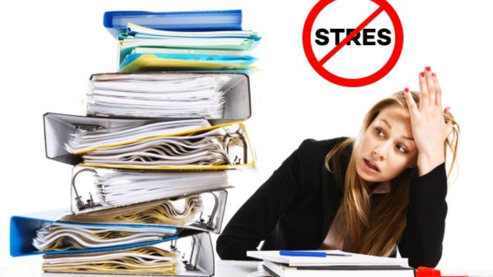 Izbacite stres sa posla