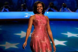 michelle obama stedi na garderobi