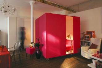 mobilna soba za spavanje